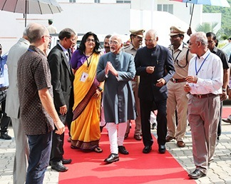 Vice Presidents Visit to Nalanda