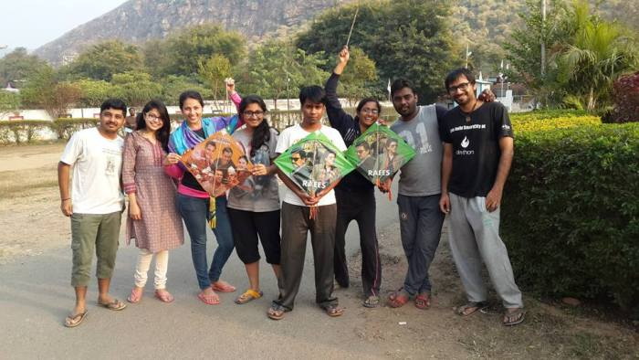 Bonfire, Sweets, Kites, Music and Dance: Makar Sankranti celebrations at Tathagat 4