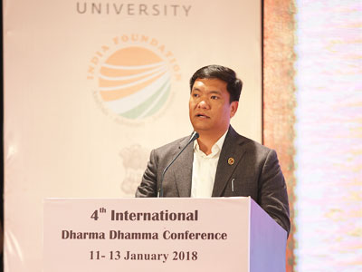 fourth International Dharma-Dhamma Conference-4