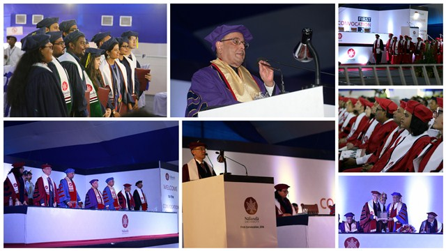First Convocation Ceremony of the University