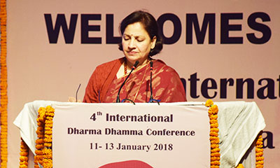 4 th International Dharma-Dhamma Conference8