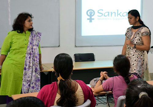 Work shop on gender sensitization conducted by visiting experts2