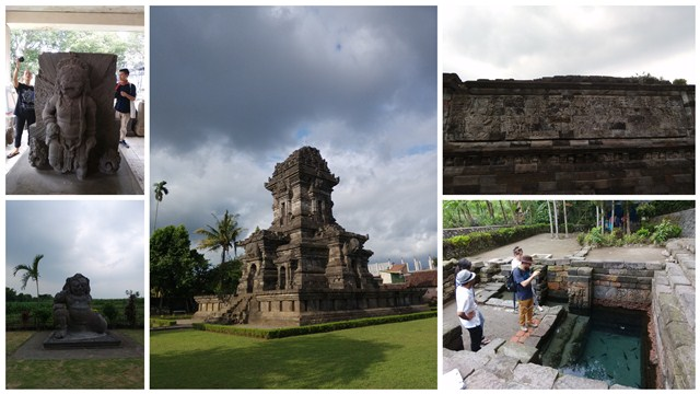 Nalanda students at the NSC-SOAS summer programme in Indonesia