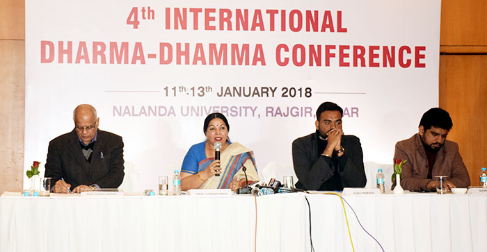 4th International Dharma-Dhamma Conference