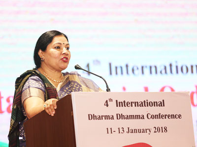 fourth International Dharma-Dhamma Conference-5