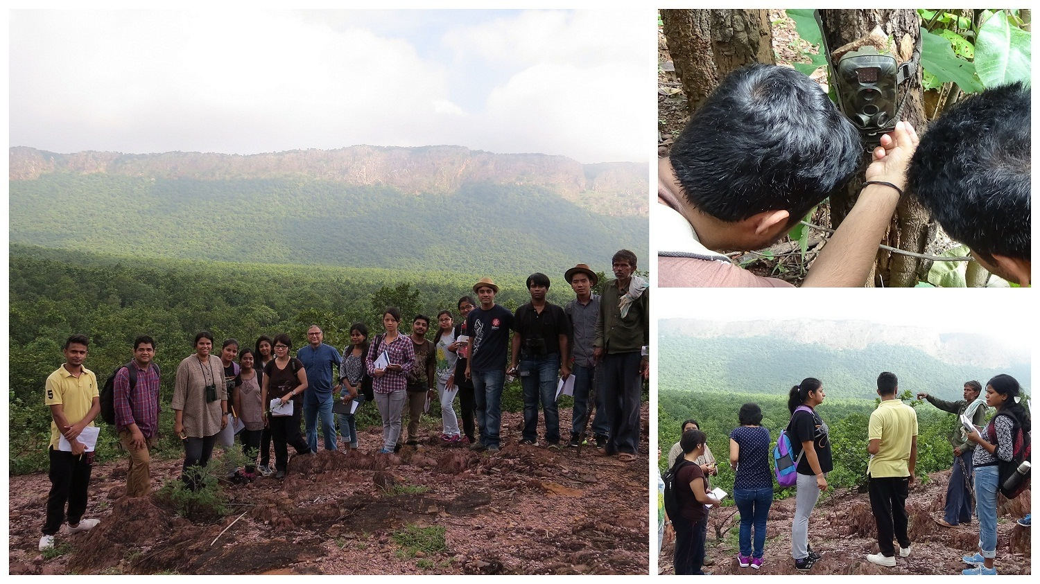 Sees Students Field Trip to Rajgir Wildlife Sanctuary