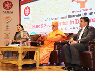 International Dharma-Dhamma Conference-1