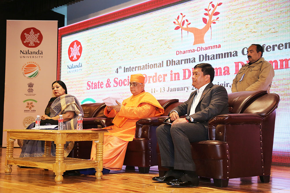 fourth International Dharma-Dhamma Conference-2