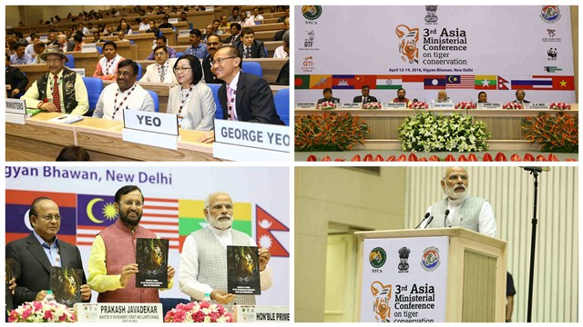 The 3rd Asia Ministerial Conference on Tiger Conservation