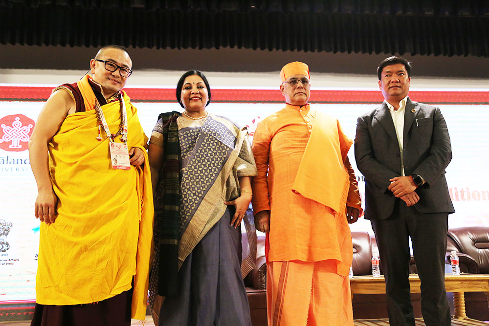 fourth International Dharma-Dhamma Conference-1